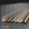 2D začisťovací okenní profil LS2-FLEX 06, 09 COLOR