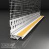 2D začišťovací okenní profil LS2-FLEX 06